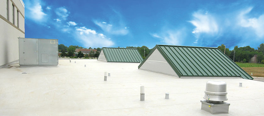 Duro-Last®, Inc. is the world's largest manufacturer of custom prefabricated, thermoplastic single-ply roofing systems.