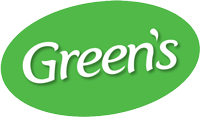 Greens General Foods Logo