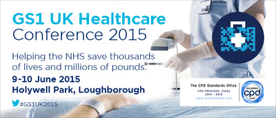 GS1 UK Healthcare Conference 2015