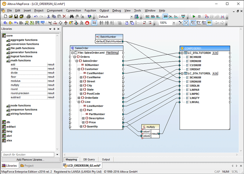 how to learn edi mapping