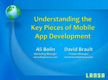 Understanding the Key Pieces of Mobile App Development