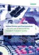 Medical Devices and Pharmaceuticals - The new role of data as the key ingredient of product quality